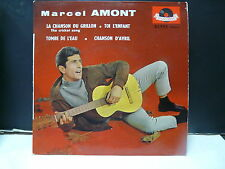 MARCEL AMONT La chanson du grillon 21775
