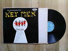 The Vocal Sounds Of The KEY MEN - Coral - CRL 57112 - Mono LP - PROMO