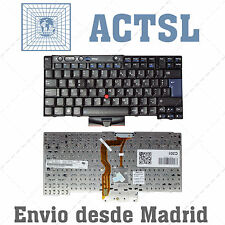 Keyboard Spanish for Lenovo Thinkpad 45N2221