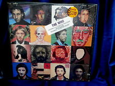 WHO~FACE DANCES~NEAR MINT~STILL IN SHRINK~HYPE STICKER~W B ~POSTER  ~ ROCK  LP