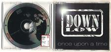Cd DOWN LOW Once upon a time PERFETT Cds single singolo 4 TRACKS Ennio Morricone
