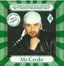 CD mp3 MR russa credo