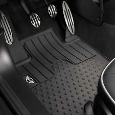 NEW MINI Coupe Roadster All Weather Floor Liners Mats Front ONLY OEM