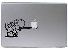 "Apple MACBOOK AIR PRO 13"" Yoshi Joschi Super Mario Bros SKIN STICKER DECAL 358"