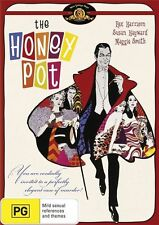 THE HONEY POT Rex Harrison / Susan Hayward DVD R4 - New