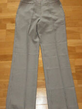 cotton traders dog tooth  trousers size 10 petite leg 27 brand new with tags