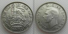 """Nice Collectable 1941 King George VI - One Shilling """"English"""" Type coin"""