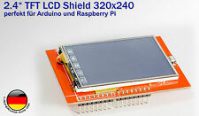 "2.4"" 2,4"" TFT 320x240p LCD Modul Touch Panel Display für Arduino UNO MEGA"