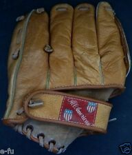 "Vintage ALL AMERICAN AA 75 Professional Model 9"" Right Handed Baseball Glove"