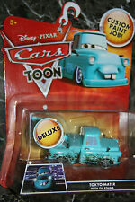 "DISNEY PIXAR CARS ""TOKYO MATER WITH OIL STAINS"" NEW IN PACKAGE, SHIP WORLDWIDE"