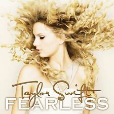 FREE US SH (int'l sh=$0-$3) NEW CD Taylor Swift: Fearless Enhanced