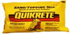 Quikrete 10 LB, Quikrete Sand Mix 110310
