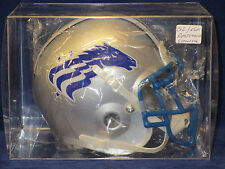 CFL USA - Baltimore Stallions MINI FOOTBALL HELMET Brand New in Box