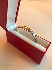 Cartier Love Bracelet Bangle 18K White Gold Size 15 (Custom Only Size!)