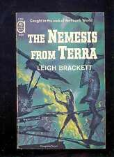 Ace Double F123 SILVERBERG Collision Course + BRACKETT The Nemesis from Terra