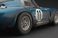 Exoto 1965 Cobra Daytona / Weathered Le Mans Racer / 1:18 / #RLG18011BFLP