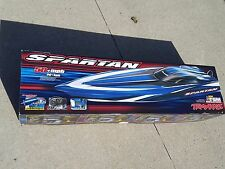 RC Boat and Trailer, traxxas