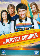 THE PERFECT SUMMER NEW Sealed Christian Surfing DVD -ERIC ROBERTS