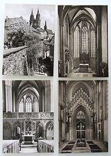 Meissen Meißen Dom Sachsen 4x DDR Postkarte Ansichtskarten ungelaufen um 1983