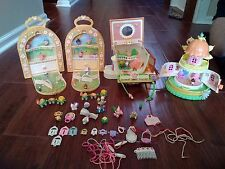 Vintage Charmkins Lot Playsets Jewelry Charms Hasbro