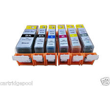 Compatible ink cartridges for Canon PGI-225 CLI-226 MG6120 MG6220 MG8120 MG8220