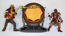 "Star Wars Jabba's Drummer Set UMPASS-STAY & AK-REV Loose 3.75"" Figures Hasbro"