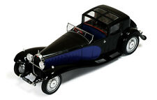 "Bugatti Type 41 Royale ""Dark Blue/Black"" 1928 (IXO 1:43 / MUS053)"
