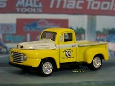 MOONEYES 1950 FORD F-1 STEPSIDE PICKUP TRUCK 1/64 MODEL COLLECTIBLE - DIORAMA