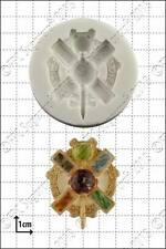 Silicone mould Celtic Brooch | Food Use FPC Sugarcraft FREE UK shipping!