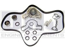 1992-95 FITS MITSUBISHI DIAMANTE 3.0 DOHC 24V V6 6G72 TIMING BELT KIT+WATER PUMP