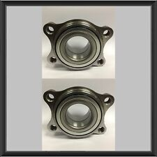 REAR WHEEL HUB BEARING FOR INFINITI G35 G35X 2WD AWD 4WD (2003-2006)  PAIR NEW