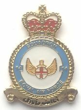 RAF No 14 Squadron Royal Air Force Small Pin Badge *Official Licensed*