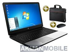 HP 355 G2 - AMD A8 - QuadCore - AMD Radeon R5 Grafik - 8GB - 500GB - DVD- Win7