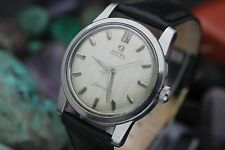 C. 1956 Vintage OMEGA Seamaster Cal. 500 Automatic Stainless Steel Men's Watch