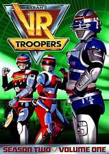 VR TROOPERS - Season 2, Volume 1 (3-Disc Set!) DVD [V08]