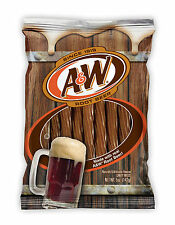 A&W Root Beer Twists 5oz x 2 Bags - American Candy Import
