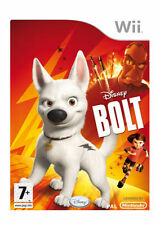 Disneys Bolt (Wii)  GAME DISC ONLY
