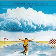 Manfred Mann's Earth Band - Watch CD SEALED NEW COHESION / OUT OF PRINT