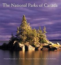 National Parks of Canada-ExLibrary