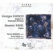 ENESCO / SONATA NO.3 / RAVEL / NEW & SEALED