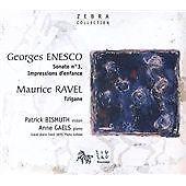ENESCO / SONATA NO.3 / RAVEL / NEW & SEALED