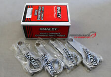 Manley H Beam Connecting Rods Acura RSX Type S K20A K20A2 K20Z1 - 14014-4
