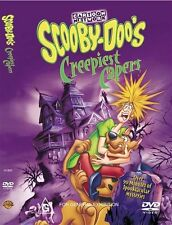 Scooby Doo's Creepiest Capers  [DVD], LIKE NEW, Region 4, Next Day Post....6105