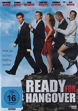 DVD - Ready For Hangover - Christian Oliver, Seamus Dever & Evan Helmuth