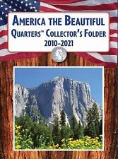 America the Beautiful Quarters Collector's Folder, 2010-2021 by United States...
