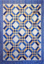 CROSSED PATH QUILTING PATTERN, A Strip Club Pattern From Cozy Quilt Designs
