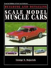Building and Detailing Scale Model Muscle Cars