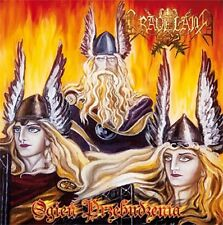Graveland-Ogien Przebudzenia CD Re-recorded with new vocals from Lord Wind