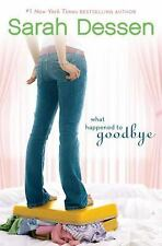 What Happened to Goodbye-ExLibrary