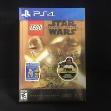 LEGO Star Wars: The Force Awakens -- Deluxe Edition (PlayStation 4) BRAND NEW